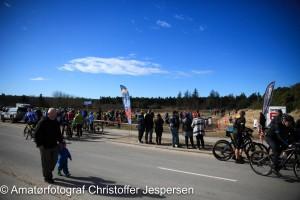 Påskeløb på MTB i Slettestrand